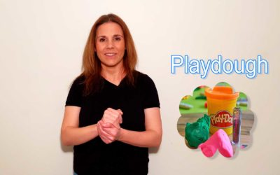 Sign Of The Week – Playdough
